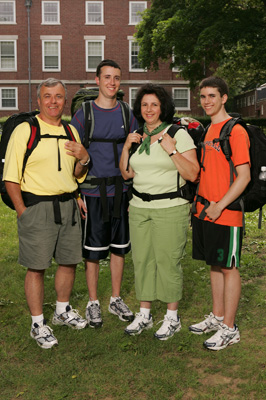 Paolo Family (The Amazing Race: Family Race)