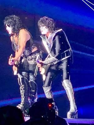 Paul and Tommy ~Charleston, South Carolina...August 8, 2019 (North Charleston Coliseum)