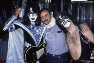 Peter, Ace, and Bill Aucoin ~Lakeland, Florida...June 15, 1979
