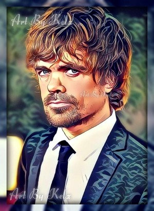 Peter Dinklage Art