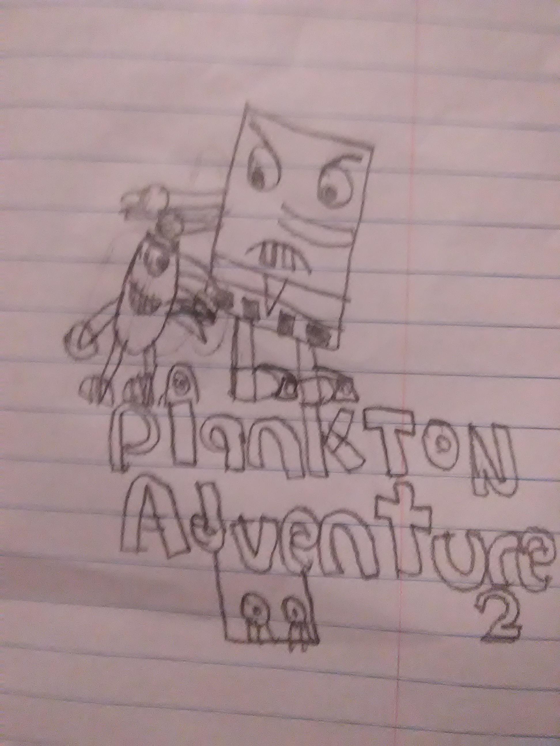 Plankton Adventure 2