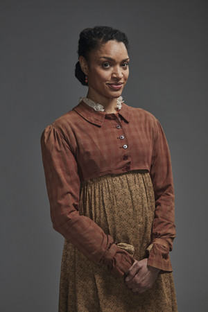 Poldark Season 5 Portrait - Catherine Despard