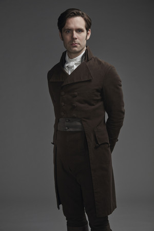 Poldark Season 5 Portrait - Dwight Enys