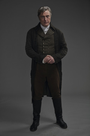 Poldark Season 5 Portrait - Ned Despard