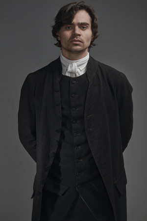 Poldark Season 5 Portrait - Sam Carne