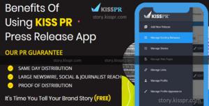 Press Release Company 키스 PR