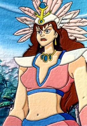 Princess Lana (3D HDR)