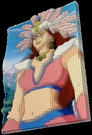 Princess Lana (3D)
