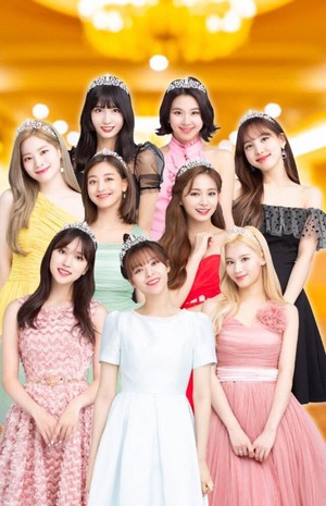 Twice Princesses