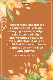 Quote Pertaining To Autumn