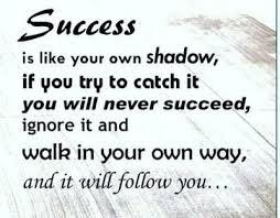 Quote Pertaining To Success