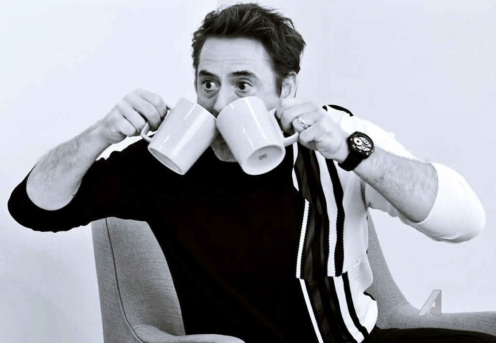 RDJ: 'I know very little about acting. I am just an incredibly gifted faker'
