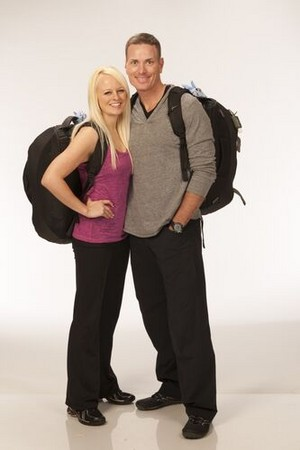 "Rachel and G. David ""Dave"" Brown Jr. (The Amazing Race 20)"