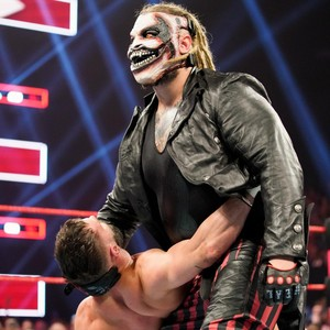 Raw 7/15/19 ~ Bray Wyatt attacks Finn Balor