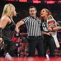 Raw 7/15/19 ~ Carmella vs Alexa Bliss vs Naomi vs Natalya - wwe photo