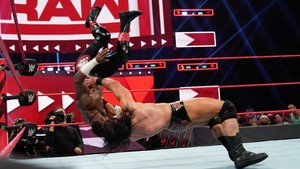 Raw 7/15/19 ~ Drew McIntyre vs Cedric Alexander