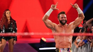 Raw 7/15/19 ~ Zack Ryder vs Mike Kanellis