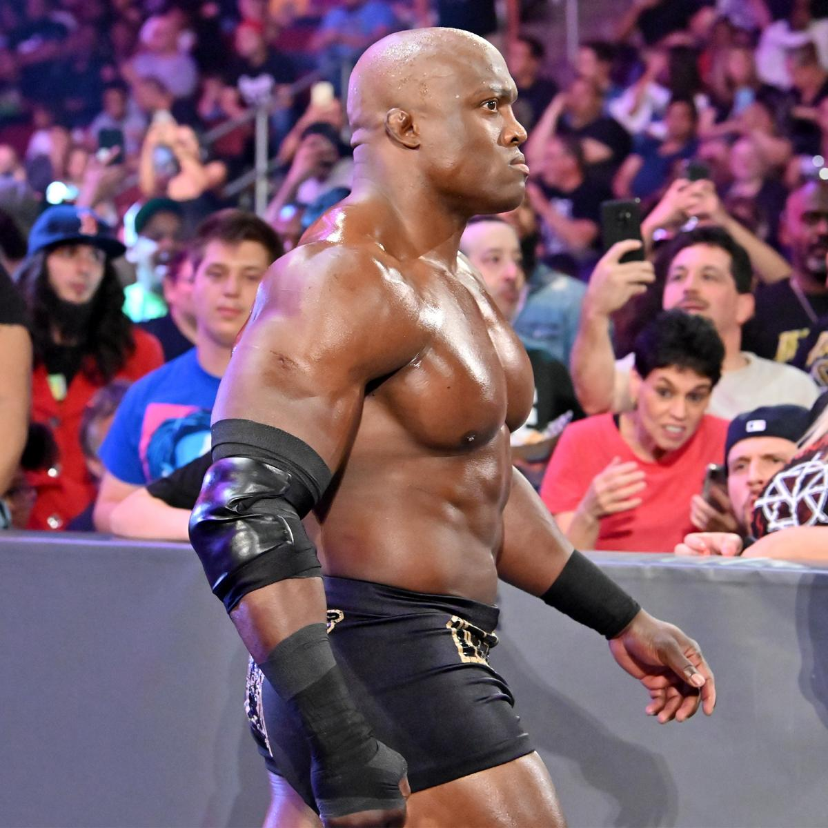 Raw 7/8/19 ~ Bobby Lashley obliterates Rey Mysterio