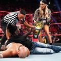 Raw 8/12/19 ~ 24-7 Championship - wwe photo