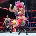 Raw 8/12/19 ~ Alexa Bliss/Nikki Cross vs The Kabuki Warriors - wwe photo