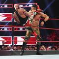 Raw 8/12/19 ~ Andrade vs Rey Mysterio (2 out of 3 falls count) - wwe photo