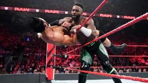 Raw 8/12/19 ~ Cedric Alexander vs Drew McIntyre