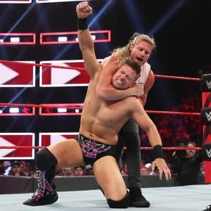Raw 8/12/19 ~ Dolph Ziggler vs The Miz
