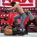 Raw 8/12/19 ~ Elias vs Ricochet - wwe photo