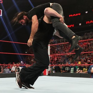 Raw 8/5/19 ~ Seth Rollins stands up to Brock Lesnar