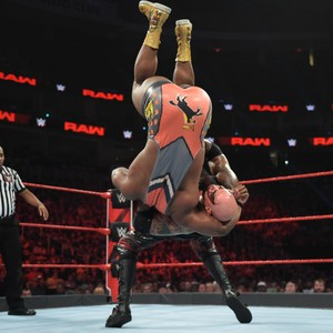 Raw 8/5/19 ~ The OC vs Ricochet/Big E/Xavier Woods