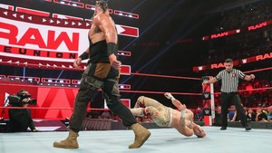 Raw Reunion 7/22/19 ~ Braun Strowman vs Randy Rowe