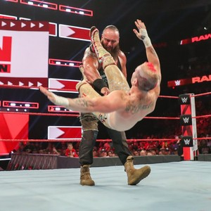 Raw Reunion 7/22/19 ~ Braun Strowman vs Randy Rowe