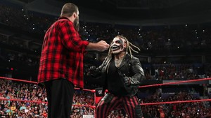 Raw Reunion 7/22/19 ~ Bray Wyatt attacks Mick Foley
