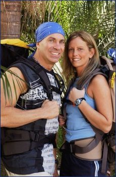 "Raymond ""Ray"" Hosteau and Deana Shane (The Amazing Race 7)"