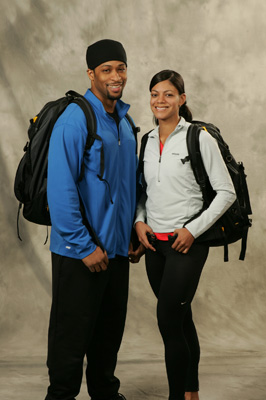 "Raymond ""Ray"" Whitty and Yolanda Brown-Moore (The Amazing Race 9)"