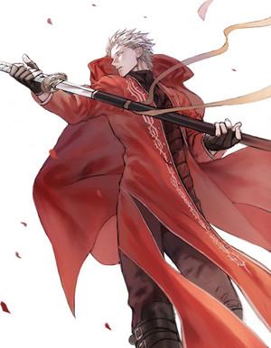 Red vergil