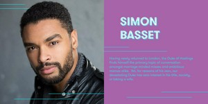 Regé-Jean Page cast as Simon Basset