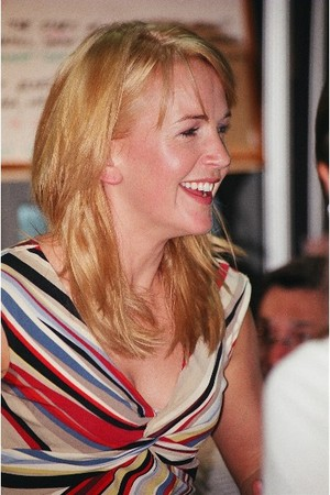 Renee O'Connor in 2018