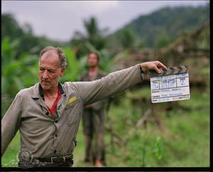Rescue Dawn (2006) Behind the Scenes - Werner Herzog