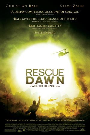 Rescue Dawn (2006) Poster