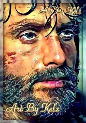 Rick Grimes Art