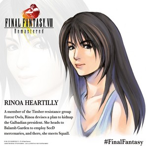 Rinoa Heartilly LOVER