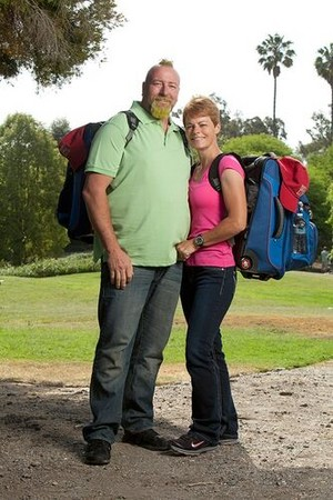 Rob French and Kelley Carrington-French (The Amazing Race 21)