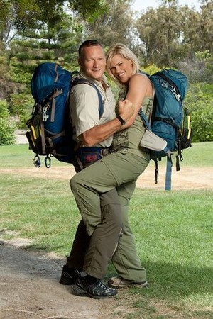 Rob Scheer and Sheila castello (The Amazing Race 21)