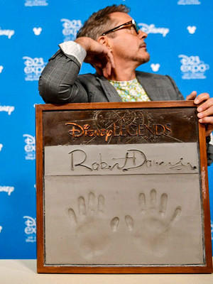 Robert Downey Jr. at ডিজনি Legends Awards Ceremony at D23 Expo 2019