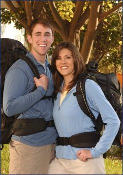 Ron Young and Kelly McCorkle (The Amazing Race 7)