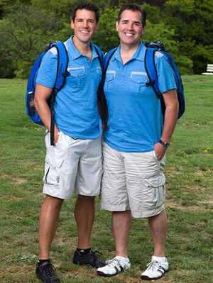 Ron Zeitz and Bill Smith (The Amazing Race 19)