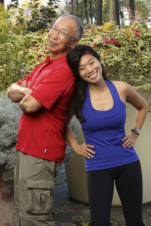 "Ronald ""Ron"" and Christina Hsu (The Amazing Race: Unfinished Business)"