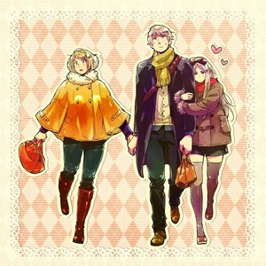Russia and his Sisters