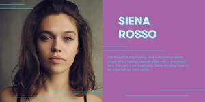 Sabrina Bartlett cast as Siena Rosso